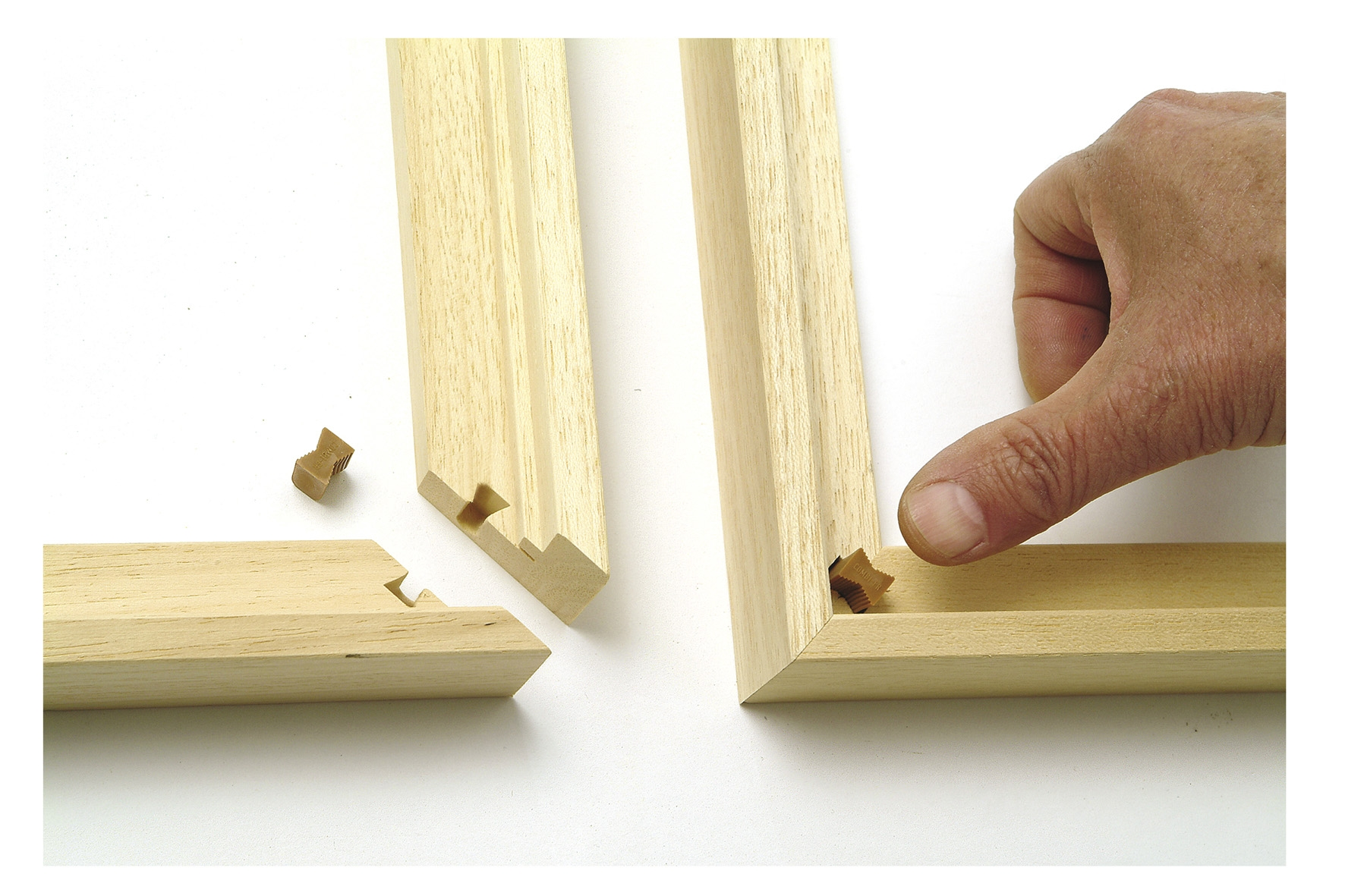 Rahmen für Malkarton und Malplatten