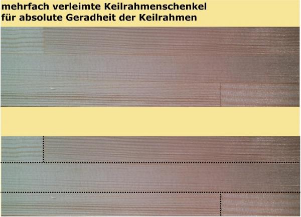 keilrahmen 20 x 20 cm in klassik qualit t. Black Bedroom Furniture Sets. Home Design Ideas