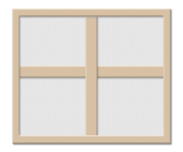 keilrahmen 60x80cm in economy qualit t. Black Bedroom Furniture Sets. Home Design Ideas