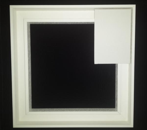 schattenfugen rahmen f r malkarton 40x50 cm. Black Bedroom Furniture Sets. Home Design Ideas
