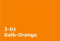 FLEURY Acrylfarbe (3-01 Gelb-Orange) 1-Liter