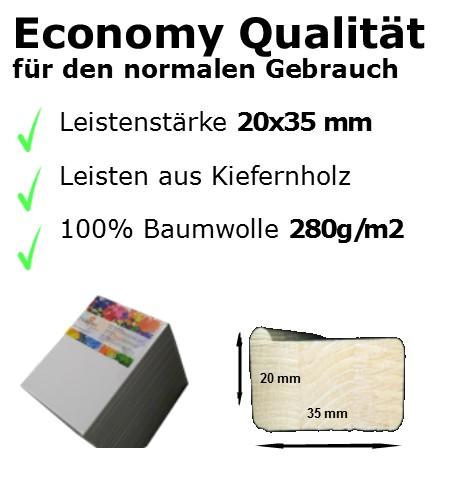 Economy Keilrahmen